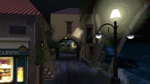 Le Sun mon village